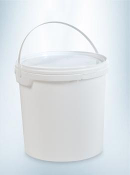 Emmer met deksel 10 liter