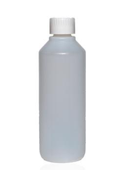 Flessen 500ml transparant - Verpakkingswebwinkel.nl