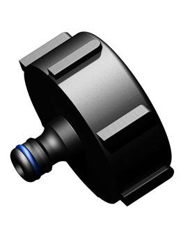 IBC adapter DIN61 - Gardena - Verpakkingswebwinkel.nl
