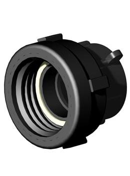 IBC adapter draaibaar DIN61 - 1 1/2'' BSP - Verpakkingswebwinkel.nl