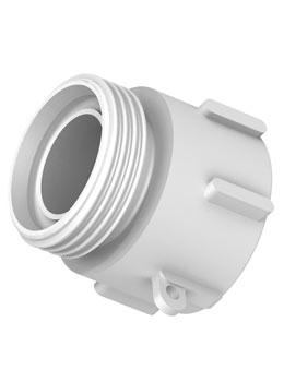 IBC adapter DIN61 - RD65 melkdraad DIN11851 - Verpakkingswebwinkel.nl