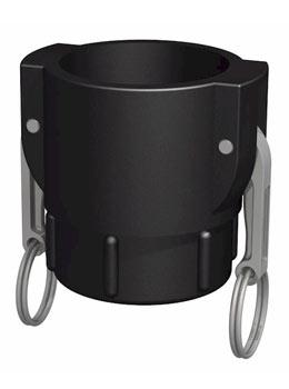 IBC adapter Camlock 2'' - 2'' BSP binnendraad - Verpakkingswebwinkel.nl
