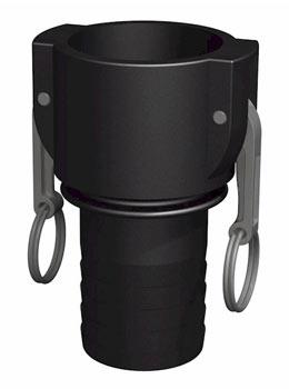IBC Camlock 2 inch - 2 inch slangtule - Verpakkingswebwinkel.nl