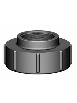 IBC adapter DN80 S100X8 - 2'' BSP binnendraad - Verpakkingswebwinkel.nl