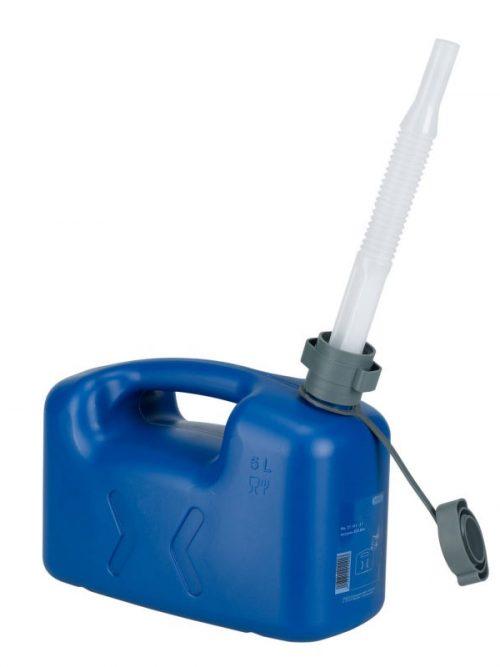 AdBlue jerrycan 5 liter - Verpakkingswebwinkel.nl
